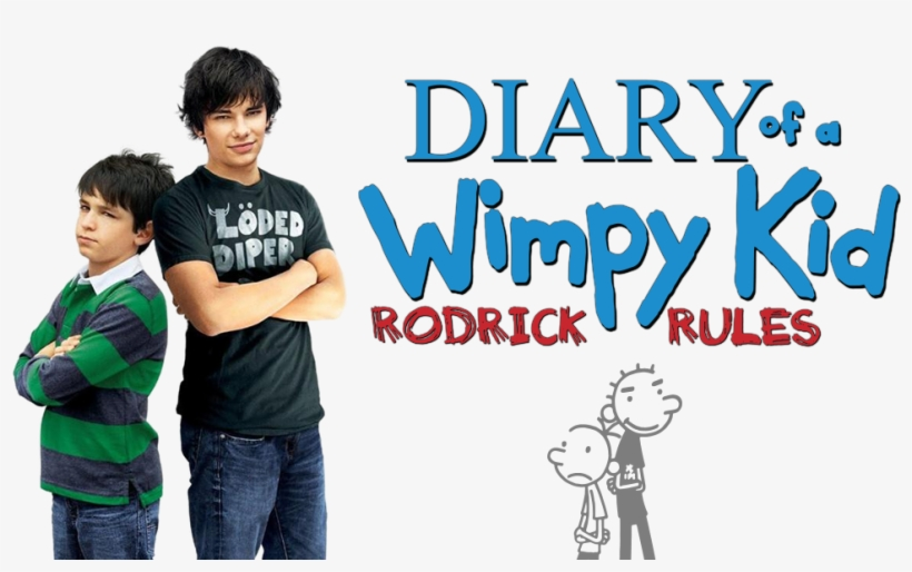 Diary Of A Wimpy Kid Rodrick Rules Diary Of A Wimpy Kid Rodrick Rules Transparent Png 1000x562 Free Download On Nicepng