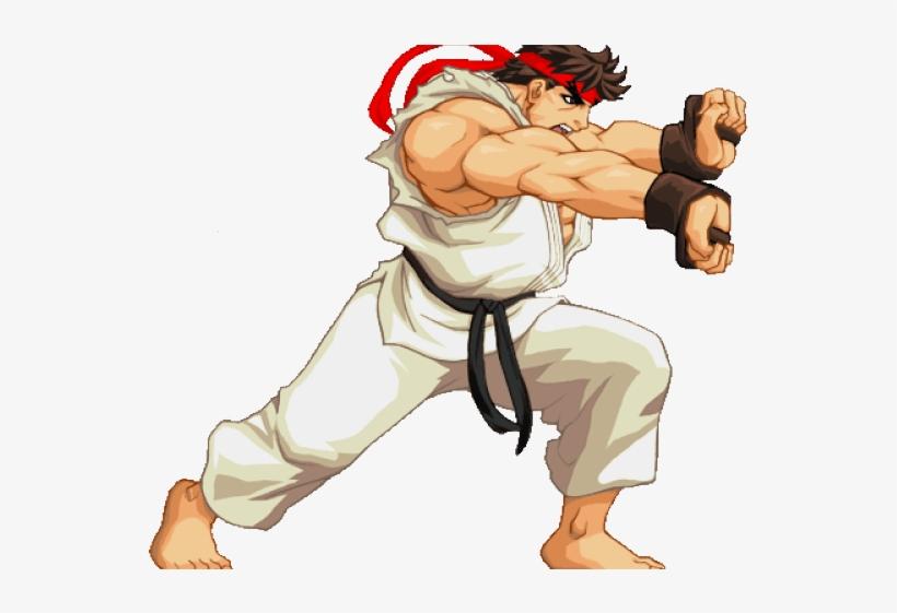 Street Fighter Clipart 2v Ryu Street Fighter Hadouken Meme