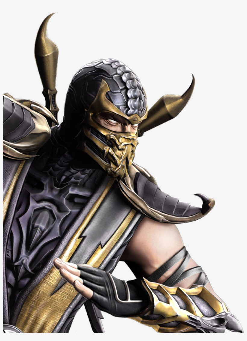 Mk Mortal Kombat X Mortal Kombat Tattoo Scorpion Transparent Png
