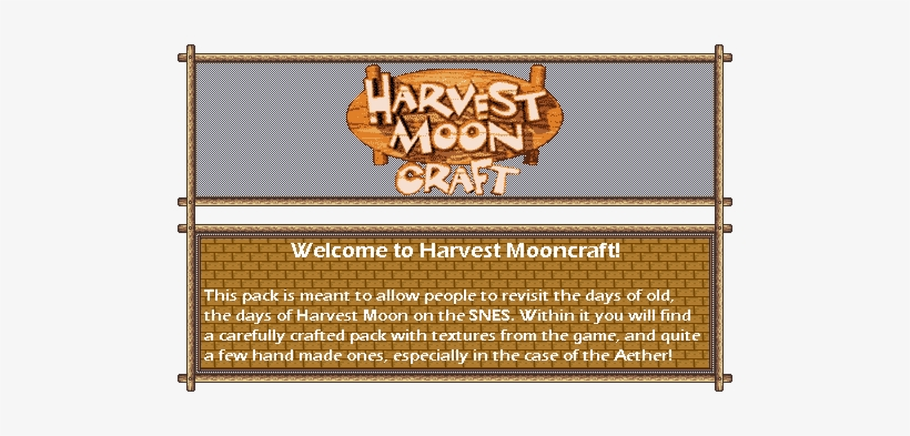 Texture Pack Download - Natsume Harvest Moon - Island Of Happiness