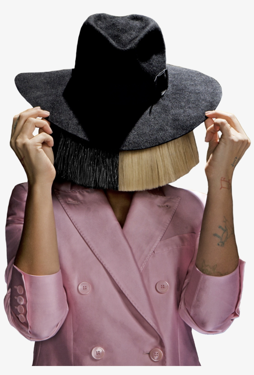 Sia Photoshoot Image - Sia Png Hd Transparent PNG ...
