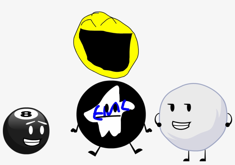 Me And My Favorite Bfdi Characters And My Favorite - Bfdi Rc