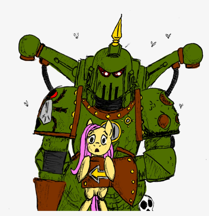 Dreadlime, Chaos Space Marine, Crossover, Death Guard