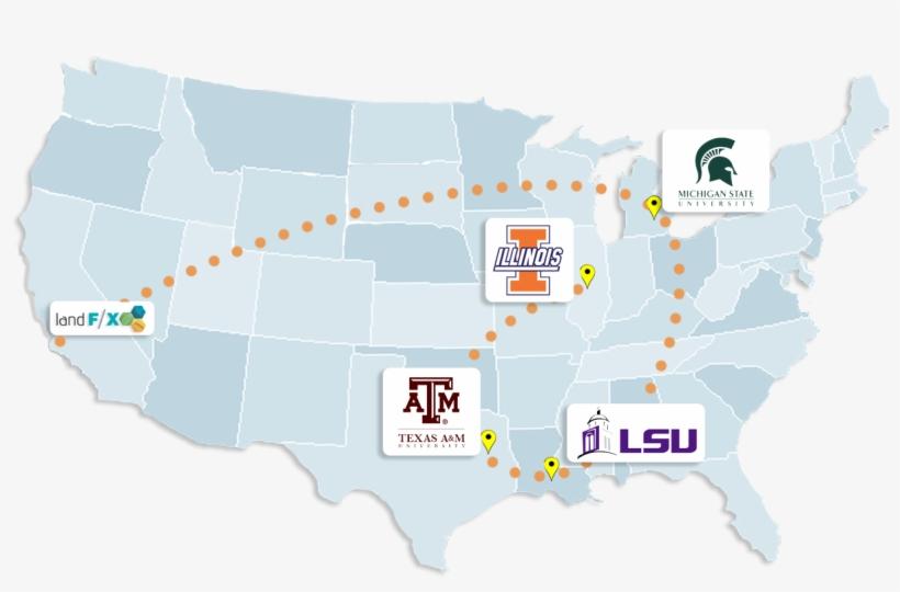 University Tour Map Png 2013 Virginia Tech Campus Map North
