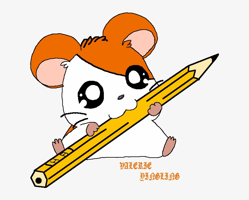 Hamtaro For Brook05198900 Cute Easy Puppy Drawings Transparent Png 678x600 Free Download On Nicepng