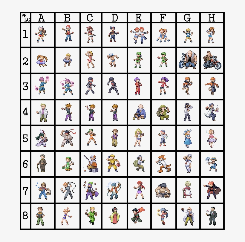 Double Sprites Count As Two Requests - Pokemon Sprites