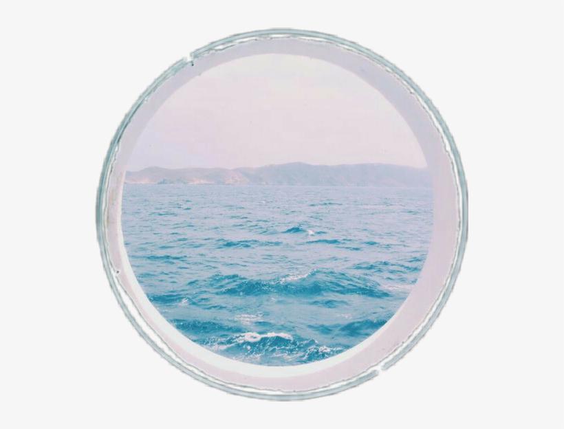 Sea Aesthetic Blue Tumblr Ftestickers Aesthetic Tumblr Png Ocean