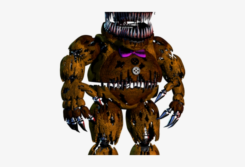 Youngadult Five Nights At Freddy S 4 Freddy Transparent