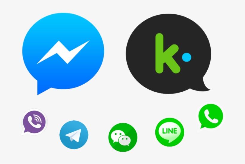 Instant Messaging - Facebook Messenger Transparent PNG - 703x486