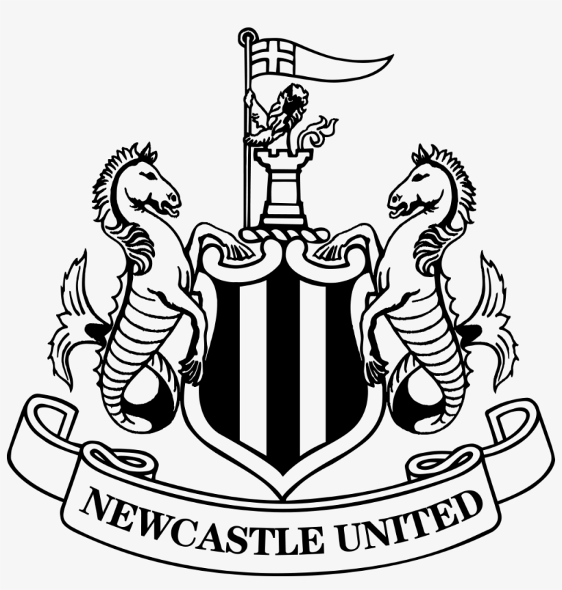 Newcastle United Fc Logo Png Newcastle United Vs Tottenham Hotspur Transparent Png 1000x1000 Free Download On Nicepng