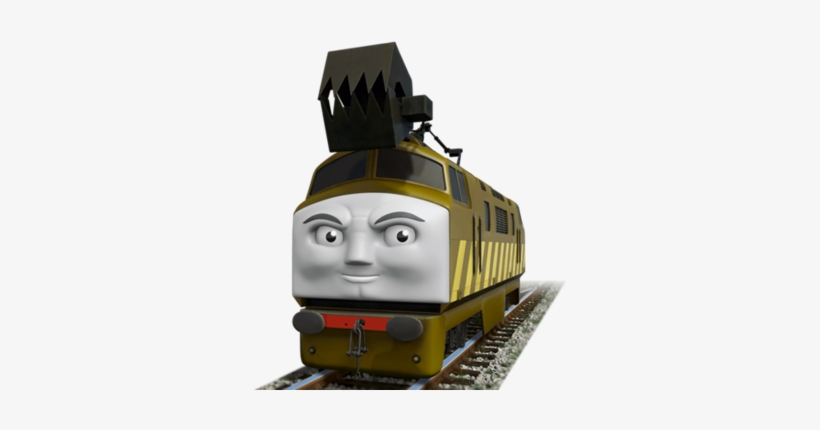 Diesel 10 Thomas And Friends Wiki Fandom Powered By Thomas And