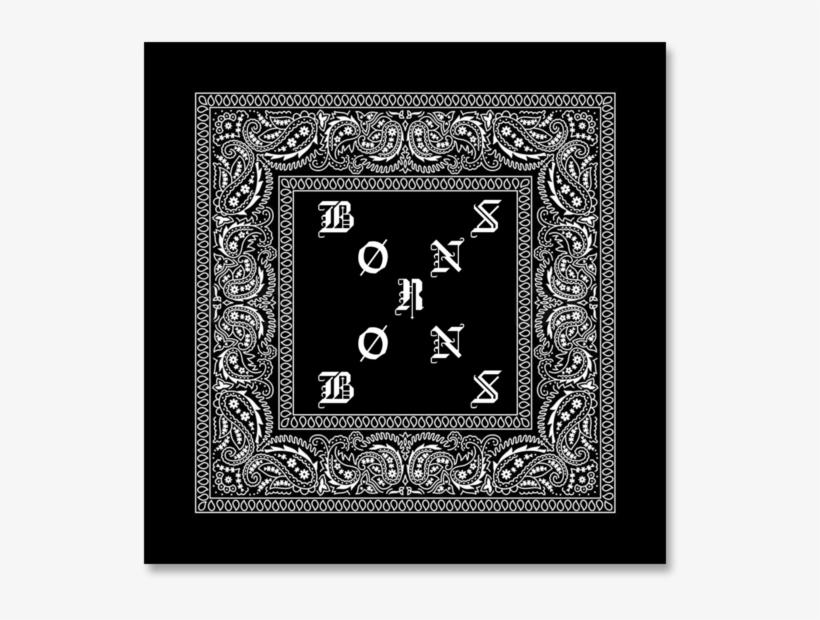 5f980061610 X Logo Bandana - Cayler   Sons Snapback Cap - Black Broompton ...