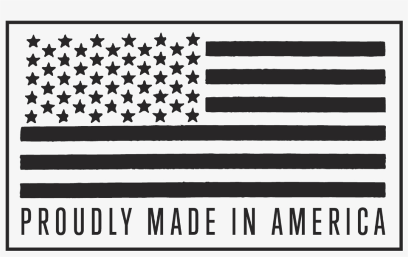 Made In America 01 American Flag Patch Multicam Transparent Png
