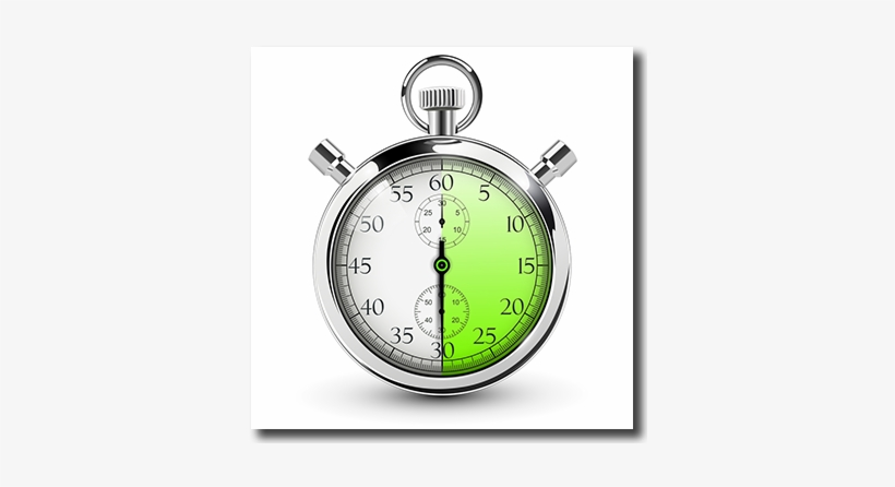 The 30-second Story - 30 Minute Stopwatch Transparent PNG