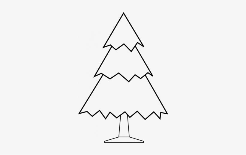 Christmas Tree Clipart Outline.Christmas Light Outline Christmas Tree Clipart Black And