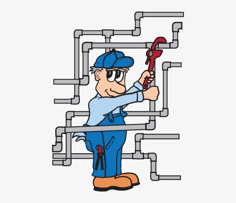 Plumber Cartoon Plumber Photos Png Transparent Png 458x626 Free Download On Nicepng
