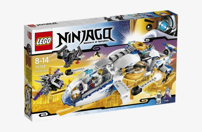 Ninjago - Lego Themes - Catalogue - Secret Chamber - Lego
