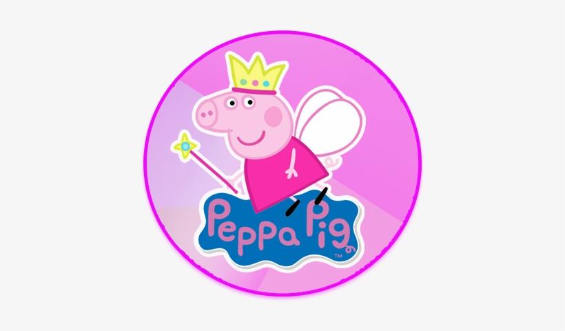 Alfajores3 Candy Bar Peppa Princesa Kit Imprimible Peppa Pig Png
