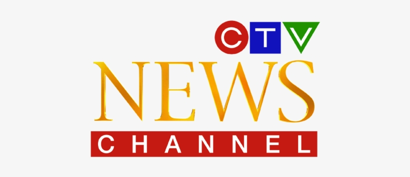 Tv Channel Logos - Ctv News Transparent PNG - 500x312 - Free