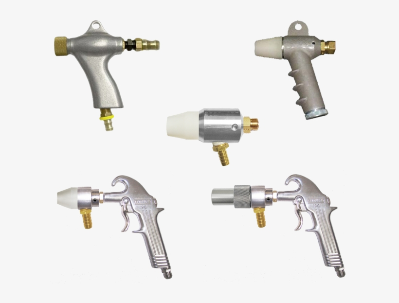 Sandblast Cabinet Guns & Nozzles - Trigger Transparent PNG - 700x700