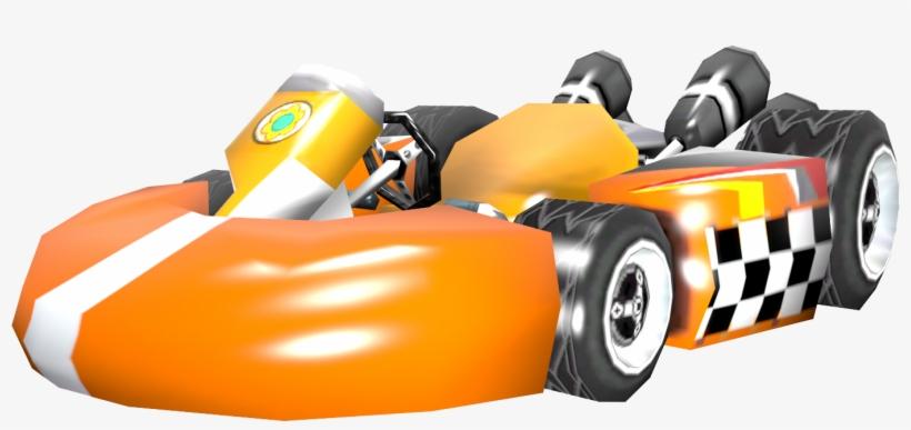 Mario Kart Wii Png Download Mario Kart Cars Yellow Transparent