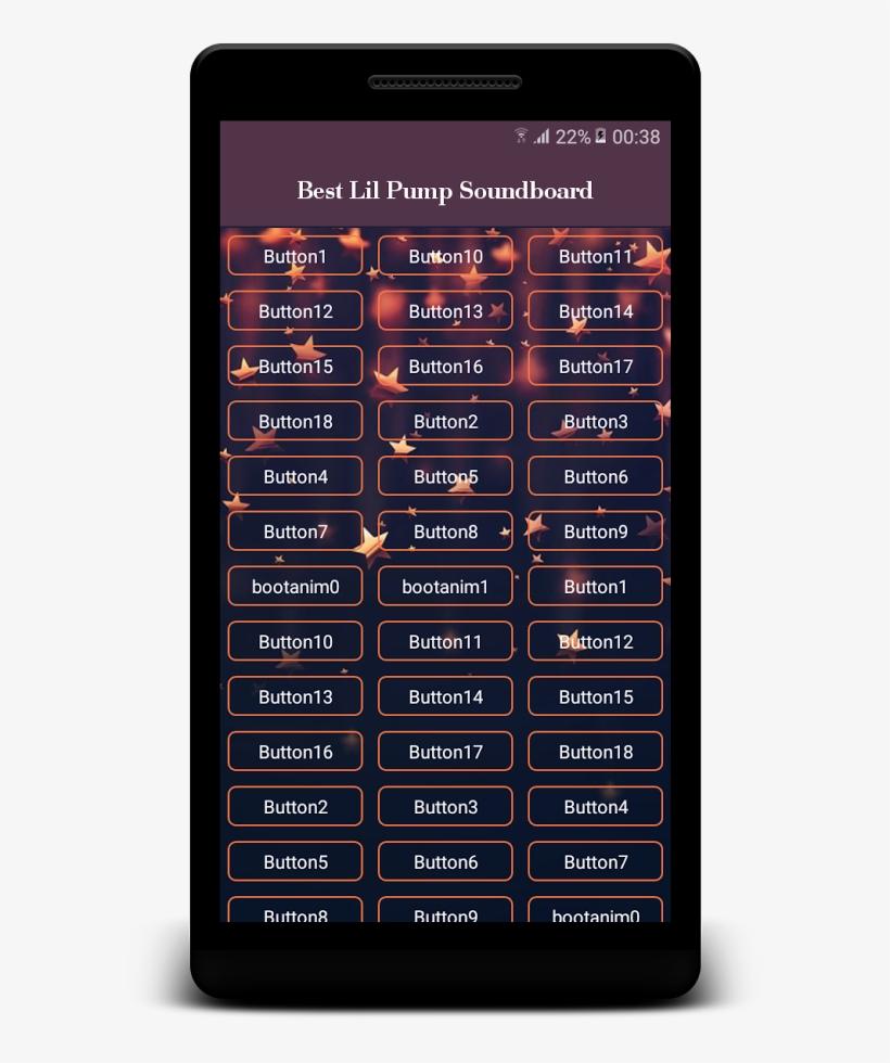 Best Lil Pump Soundboard For Android - Smartphone Transparent PNG
