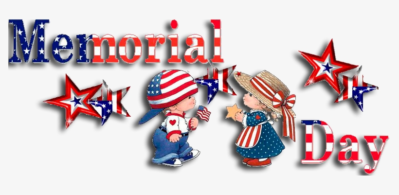 Memorial Day 2016 Clip Arts Images Memorial Day Clip Art 2018 Transparent Png 786x321 Free Download On Nicepng