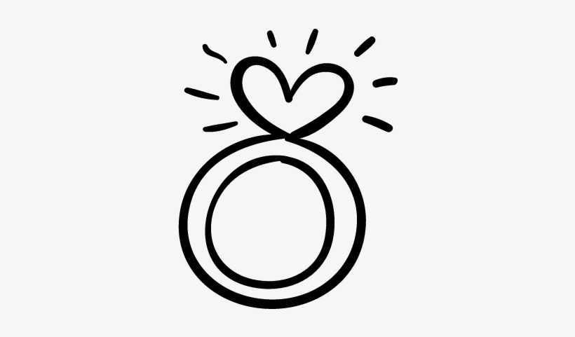 Ring With Heart Vector Wedding Ring Icon Png Transparent Png 400x400 Free Download On Nicepng