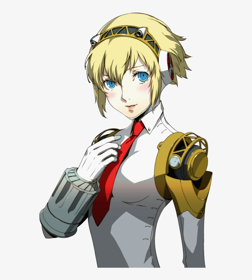 Persona 3 Shadow Aigis Transparent Png 1024x878 Free Download On