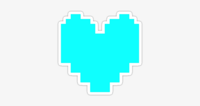 Blue Soul Undertale Transparent Transparent Png 375x360 Free Download On Nicepng