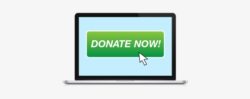 Increase Donations Online Donation Button Example