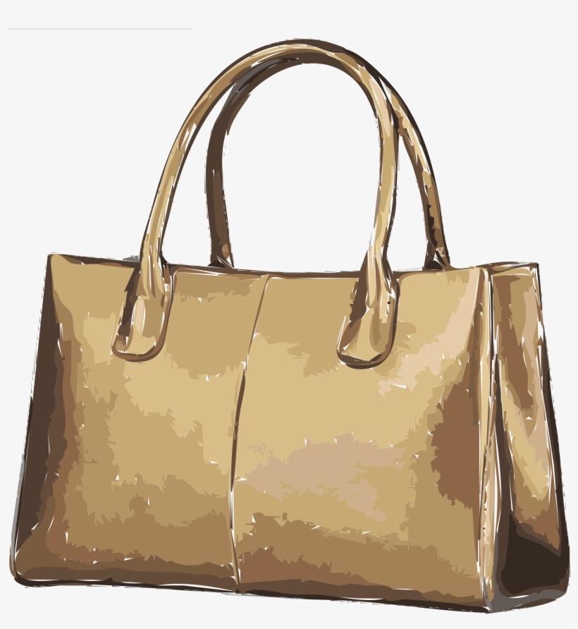 22a7b1237f3 Women Bag Clipart Designer Bag - Handbag Transparent PNG - 2309x2400 ...