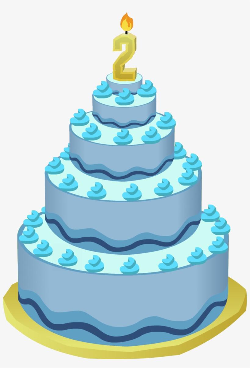Strange 2Nd Animal Jam 6Th Birthday Cake Trick Transparent Png Personalised Birthday Cards Veneteletsinfo