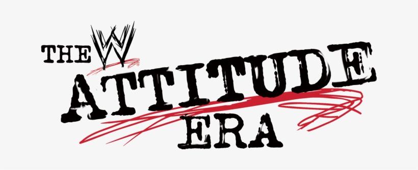 Wwe Attitude Era - Wwe Attitude Era Logo Transparent PNG