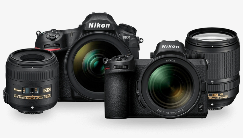 Black Friday Camera Deals Lens Sale Nikon - Nikon D850 Dslr Camera