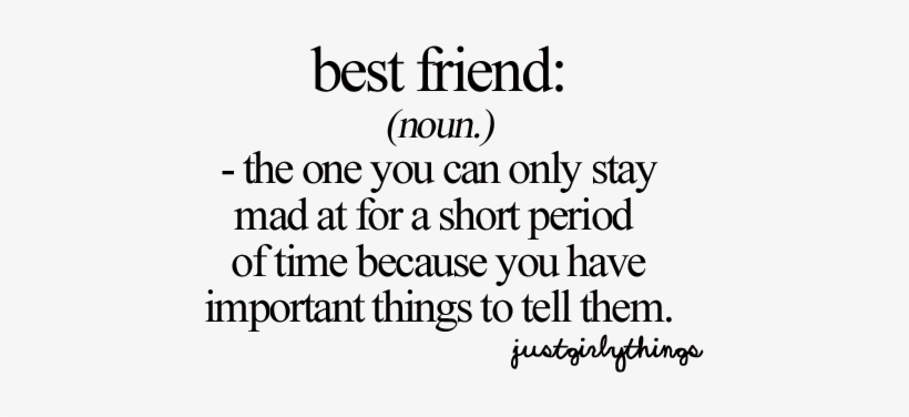 Tumblr Com Emo Best Friend Quotes Transparent Png 500x313