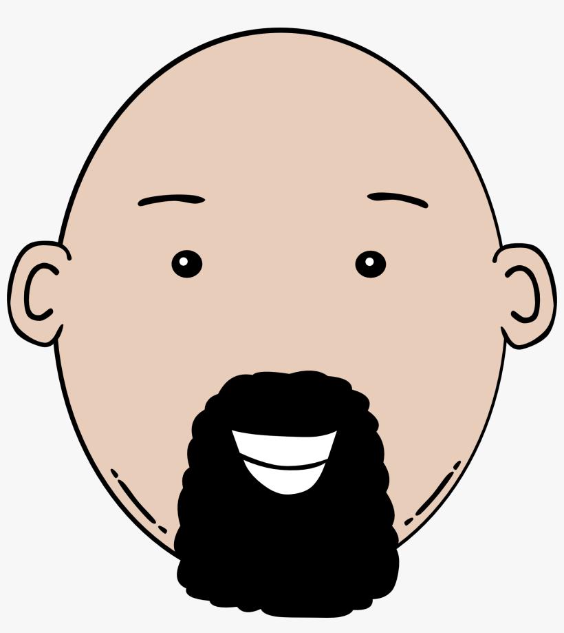 How To Set Use Man Face Cartoon Svg Vector Transparent PNG