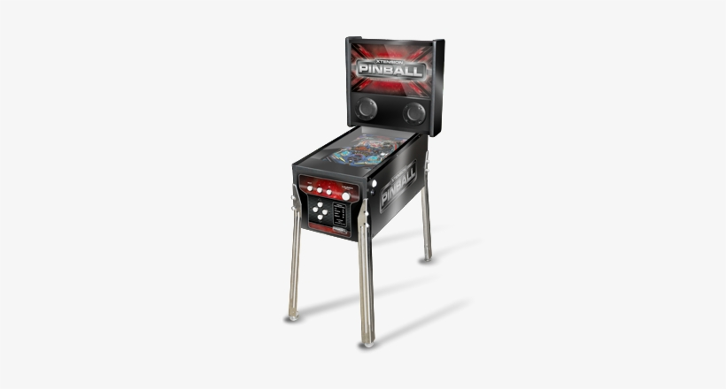 Order Now - Virtual Pinball Arcade Machine Transparent PNG
