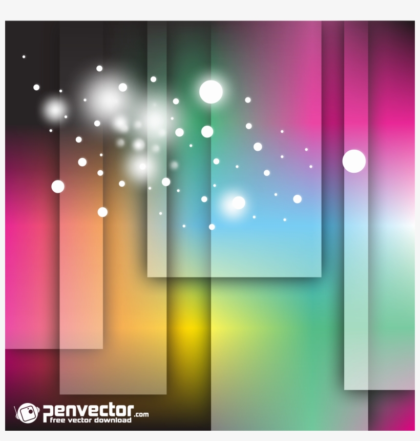 Colorful Abstract Background Free Vector - Abstract Background Colorful  Abstract Vector Png Transparent PNG - 1820x1821 - Free Download On NicePNG