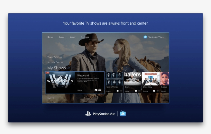 websites to download tv shows on ps3