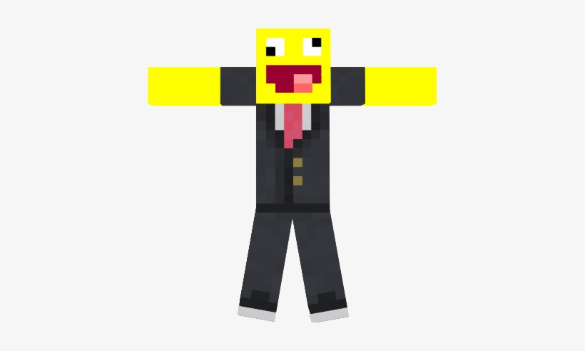 Epic Minecraft Skins Roblox Epic Face Creeper Minecraft Skins Epic Face Pictures Epic Face Skin Minecraft Transparent Png 405x412 Free Download On Nicepng