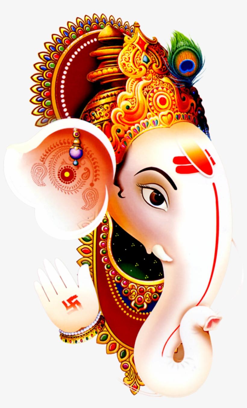 Ganapathi Wallpaper Hd Ganesh Ji Hd Png Transparent Png