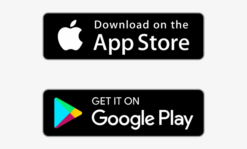 Apple App Store And Google Play Logos - App Store Google Play Logo