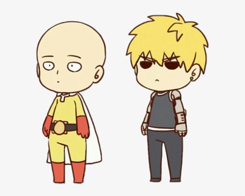 Onepunchman Saitama Anime Anime Chibi One Punch Man Chibi Transparent Png 579x574 Free Download On Nicepng