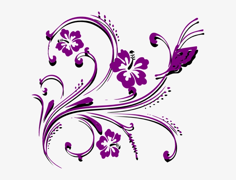 Wedding Card Cliparts Png Butterfly Border Design Png Transparent