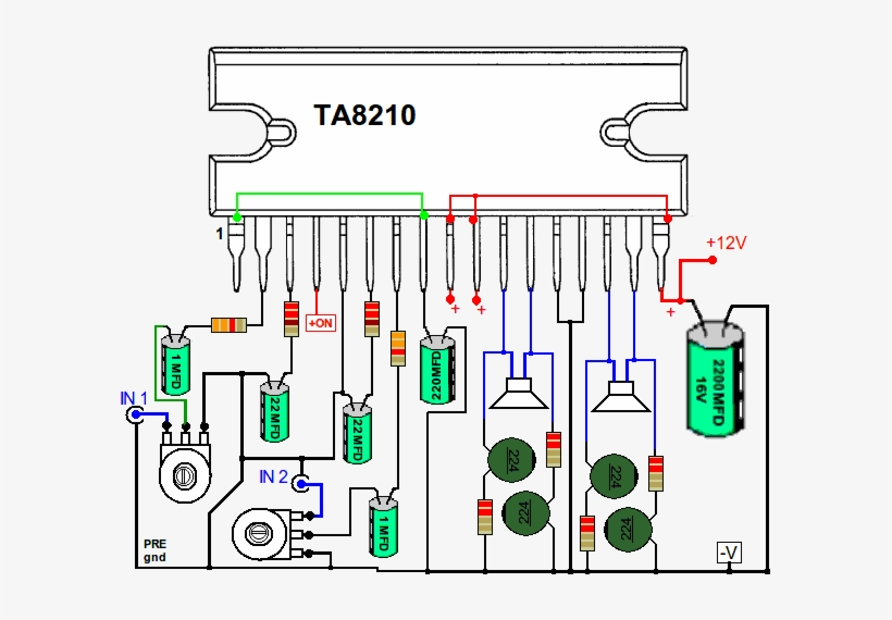 Circuit Diagramming - Wiring Diagrams Dock