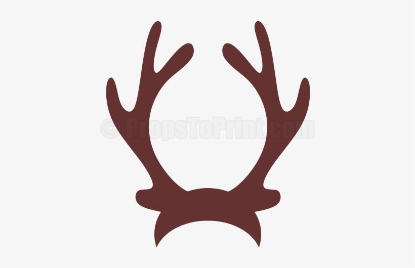 Svg Freeuse Download Reindeer Png Images Pluspng Deer Reindeer Antlers Photo Booth Transparent Png 458x593 Free Download On Nicepng