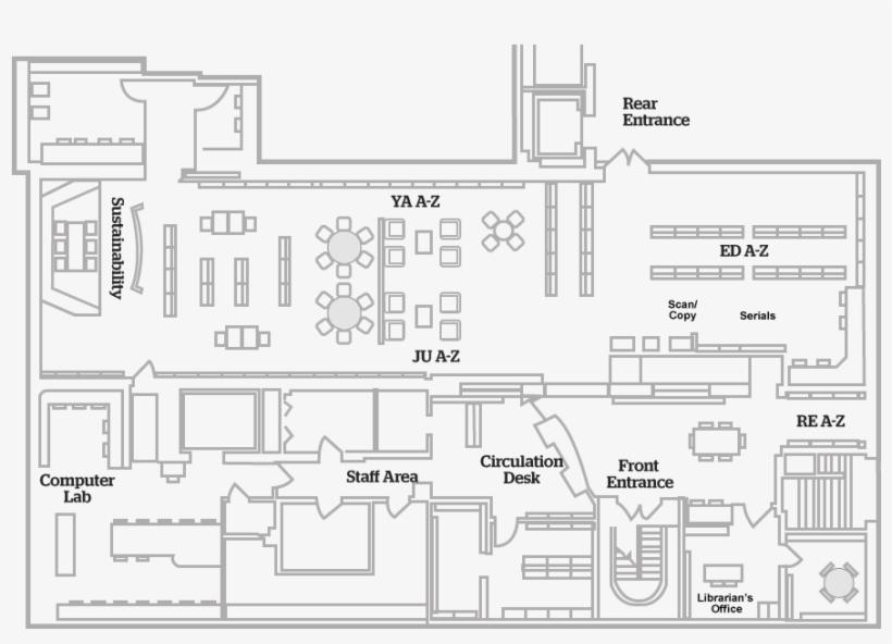 Floorplans Librarian University Laboratory Floor Plan Transparent Png 900x708 Free Download On Nicepng