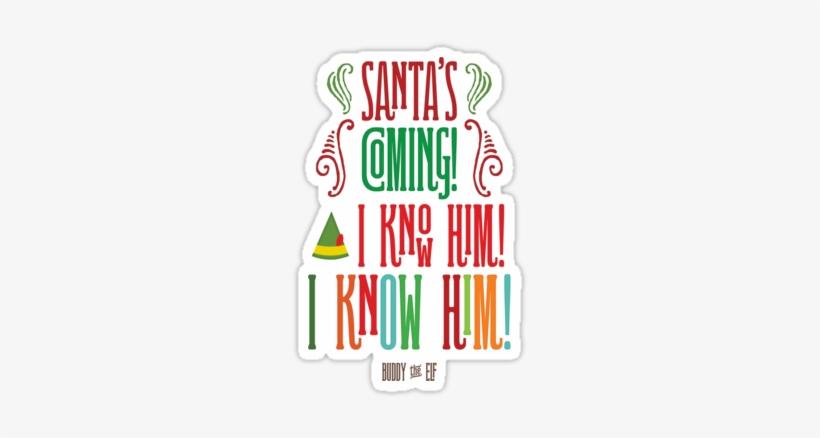 370 3708194 elf movie quotes santa i know him download