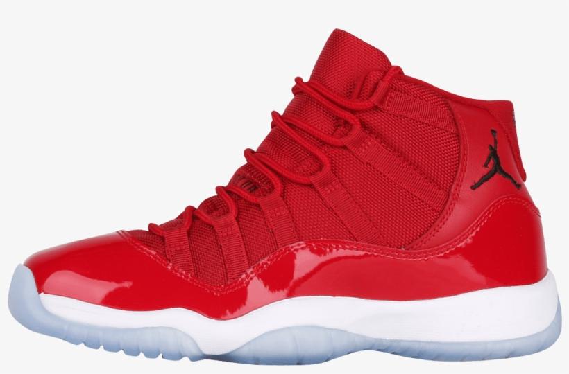 zapatillas de nike rojas